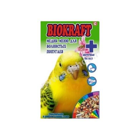 Biokraft медик меню  для волнистых попугаев - Biokraft medik menju dlja volnistyh popugaev.jpg