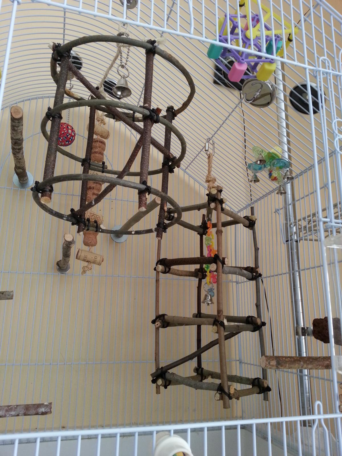 Игровые стенды для попугаев инструкция