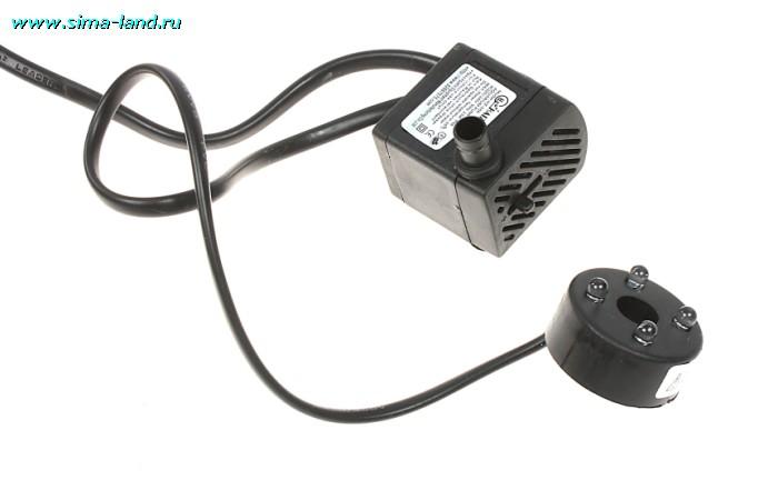 Помпа электрическая, с LED-подсветкой, 220 вольт - помпа.jpg
