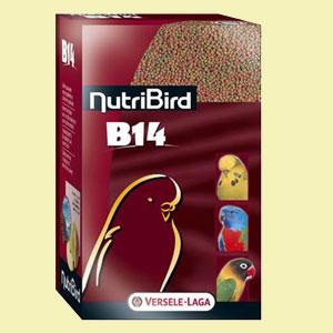 NutriBird B14. Корм для попугаев. - Сбалансированный корм.jpg
