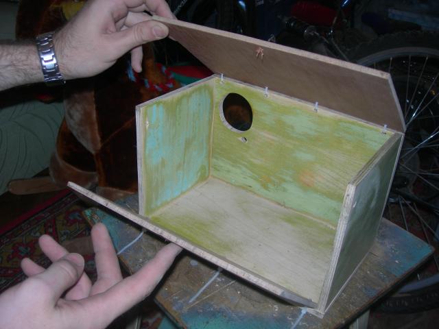 Гнездовой домик - Домик (19).JPG