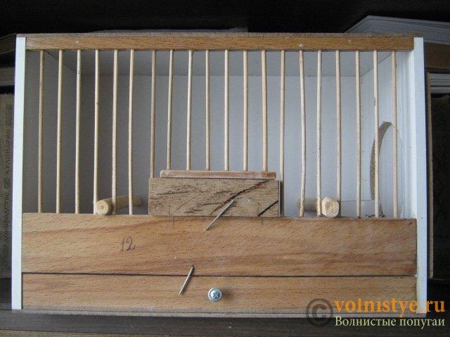 Продаются клетки б/у для кенара и лесной птицы. - IMG_9329.JPG