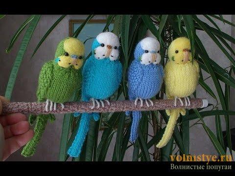Смешинки на попугая птичью тему - вязаные попугаи.jpg