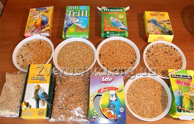Выбираем лучший корм для волнистого попугая. - korm_all.jpg