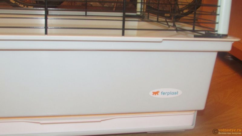 Санкт- Петербург. Продам клетку Ferplast Piano 6. - IMG_3923.JPG