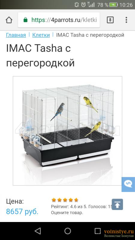 Клетки для попугаев -2 - Screenshot_2018-03-23-10-26-32.png